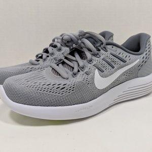 2d7ea9ee6c35 Nike. Nike Lunarglide 8 VIII Women s Running Grey White